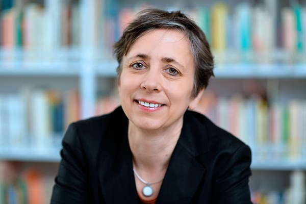 Dr Claudia Janssen was appointed Professor of Feminist Theology and Theological Gender Research at the Wuppertal/Bethel Theological College in October 2016.