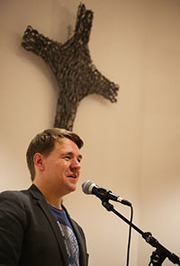 Parish minister Dr Holger Pyka