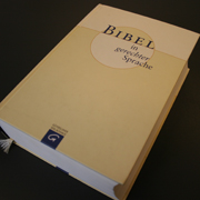 The Bible in inclusive language.