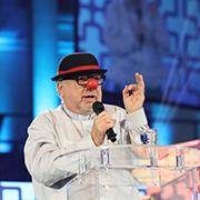 Comedian Willibert Pauels