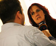WDR television interview with Annette Horn